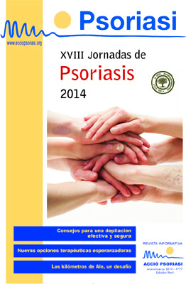 Revista 77 Acción Psoriasis